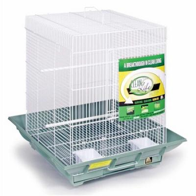 Clean Life Small Flight Cage - Black
