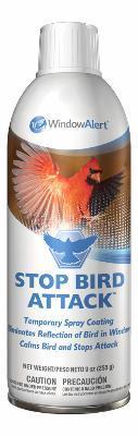 WindowAlert Stop Bird Attack