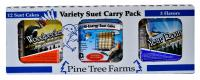 Pine Tree Farms Variety Suet Pack Year Round, Hi-Energy, Woodpecker