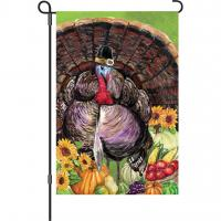 Premier Designs Turkey Pilgrim Garden Flag