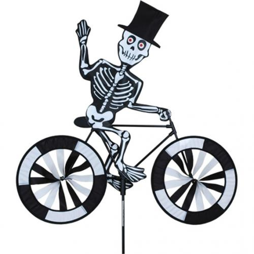 Premier designs skeleton bicycle spinner for Garden spinners premier designs