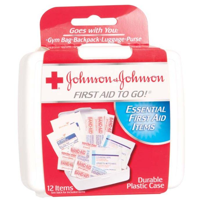 J & J On The Go First Aid Kit