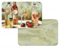 Counter Art Wine Awards Reversible Placemat
