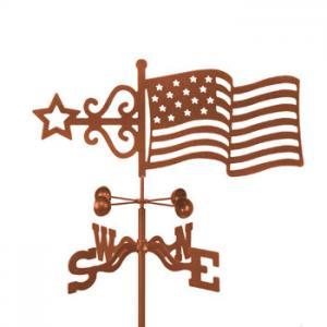 EZ Vane Flag Weathervane