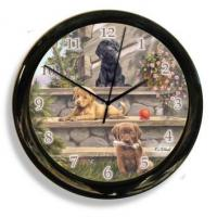 California Clock Trio Of Trouble Clock (40705)