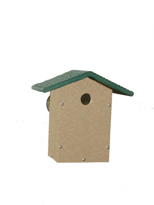 Bird's Choice Window-mount Wren House