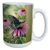 Tree Free Greetings A Moments Rest Mug 15 oz