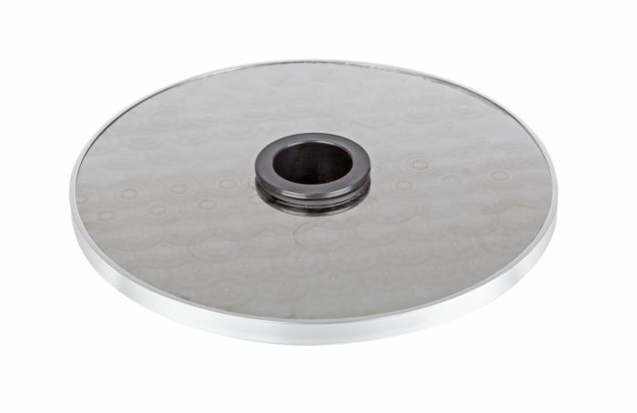 Adjustable Patio Heater Table