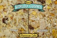Wordly Cuisines Morrocan CafÃ?â?°