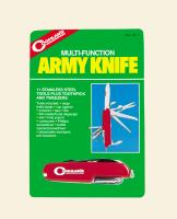 ARMY KNIFE, 11 FUNCTION