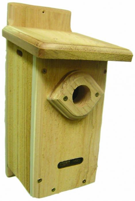 Bird's Choice Standard Cedar Bluebird House