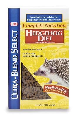 Hedgehog Diet Box 22oz