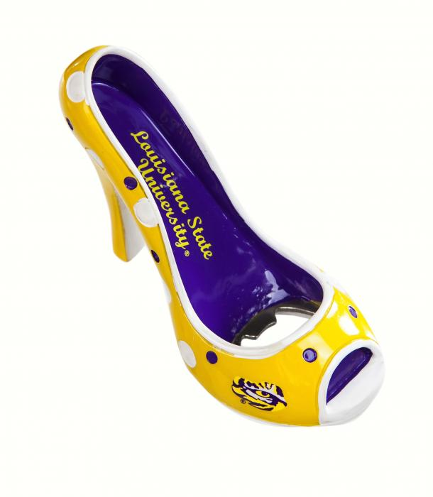 Evergreen Enterprises LSU Team Shoe Bottle Opener