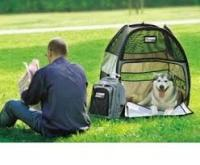 PetEgo Dog Bag Portable Pet Tent with Backpack, Large
