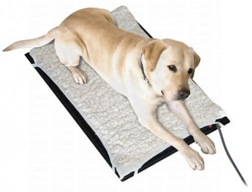 Farm Innovators Medium Plastic Heated Pet Mat