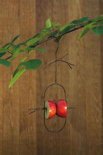 Ancient Graffiti Fruit Spear Twig Hanging
