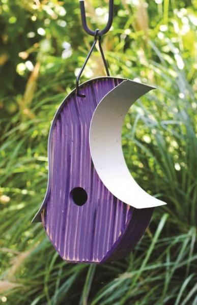 Heartwood Mod Pod - Purple Bird House