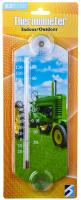 Headwind Green Tractor Window Thermometer