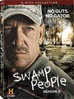 A & E Networks Swamp People, Season 3 DVD Set