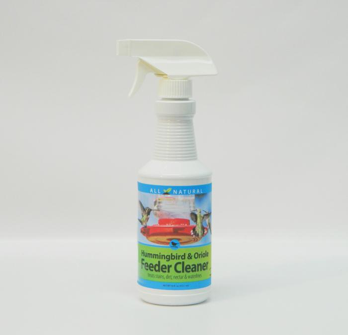 Care Free Enzymes 16 Ounce Hummingbird/Oriole Feeder Cleaner