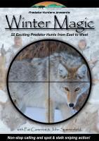 Stoney-Wolf Winter Magic - Predator Hunters DVD
