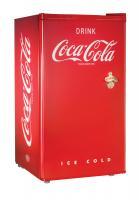 Nostalgia Electrics Coca-Cola Series 3.0 Cubic Foot Refrigerator/Freezer