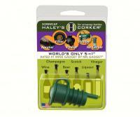 Haley's Corker Original Screwcap Green