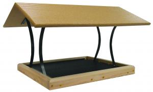 Tray / Platform Feeders by Bird's Choice
