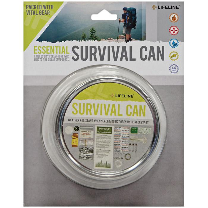 Lifeline Essential Survival Can