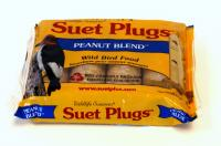 Wildlife Sciences Peanut Blend Suet Plug 11 oz + Freight West of Rockies Only