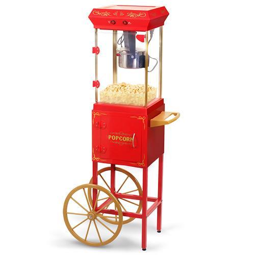 Elite Mini Popcorn Trolley