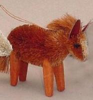 Brushart Horse Chestnut Ornament
