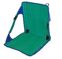 Crazy Creek HEX 2.0 Original Chair, Royal Blue/Emerald