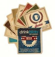 Magnet Works Craft Beers Coasters