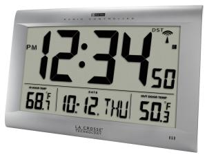 Wall Clocks by La Crosse Technology