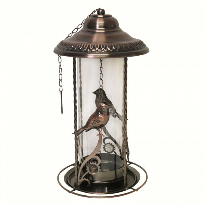 Heath Bird Tres Belle Bird Feeder