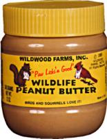 Schrodt Wildlife Peanut Butter