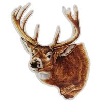 Rivers Edge Products Deer Auto Door Magnet