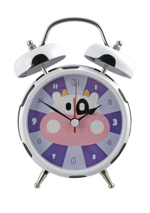 Streamline Cow Animal Sound Alarm Clock