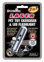 2 In 1 Laser Pet Toy Exerciser