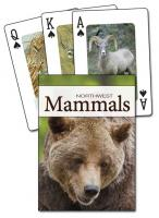 Adventure Publications Mammals of the Northwest Playing Cards