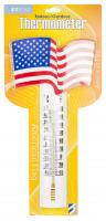 Headwind American Flag Deco Thermometer