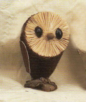 Brushart Owl Brown