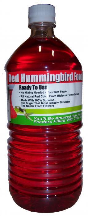 Songbird Essentials 32 oz. Red Nectar