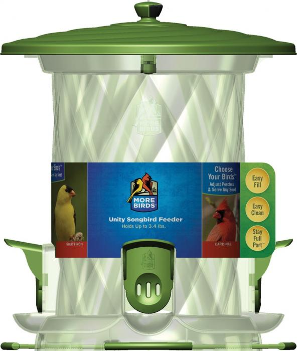 Classic Brands Unity Seed Bird Feeder (Holds 3.4 lbs)
