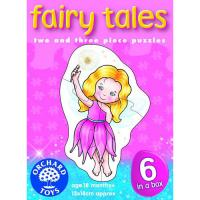 The Original Toy Company Fairy Tales Puzzles
