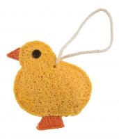 Loofah Art Baby Chick
