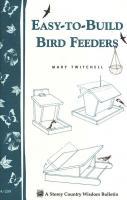 Workman Publishing Easy To Build Bird Feeders