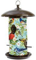 Toland Bird Collage Bird Feeder