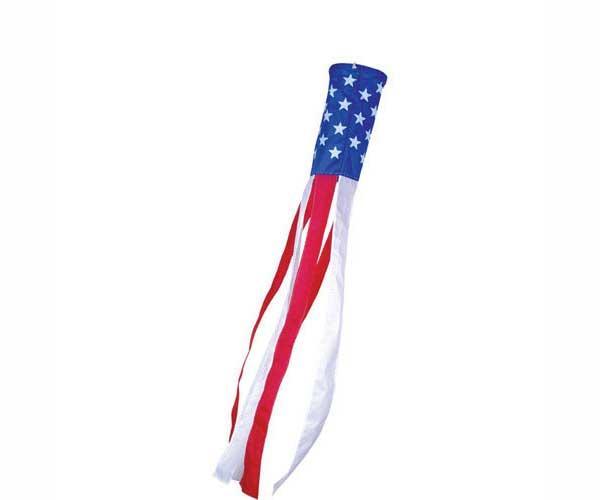 Premier Designs Stars & Stripes Windsock 60 inch